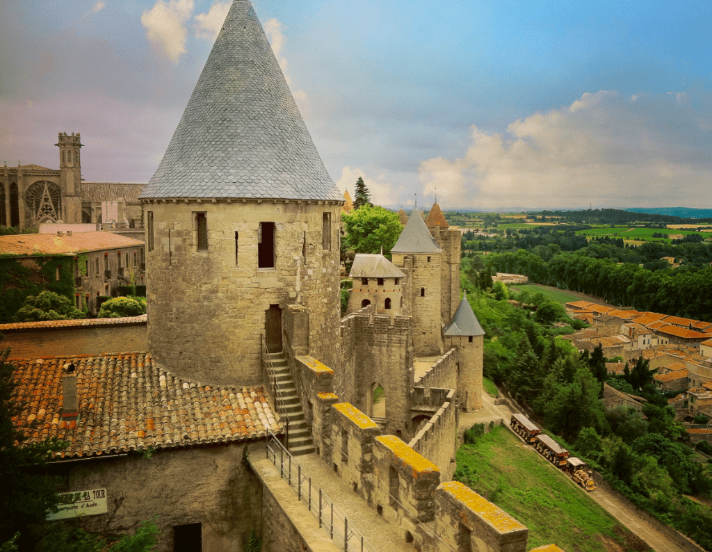 5 Unique Summer Family Vacations Exploring Castles-Kids Are A Trip