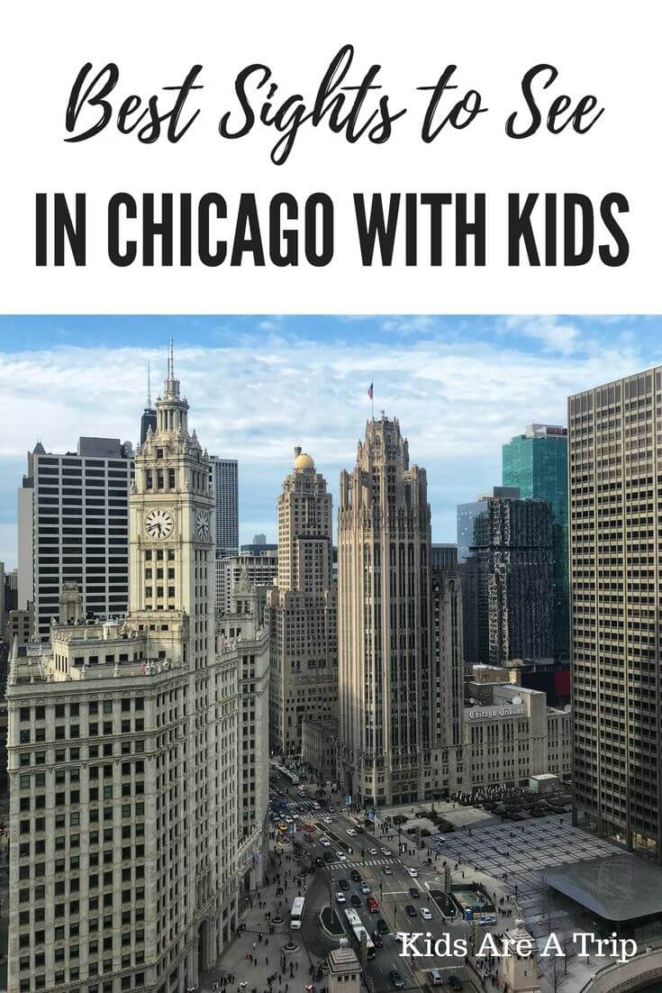 When visiting the Windy City, it's important to set priorities on what to see and where to go. Here are our favorite family friendly attractions in Chicago for your next visit. - Kids Are A Trip