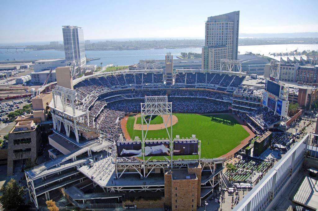 Kid Friendly Summer Activities in San Diego Petco Park-Kids Are A Trip