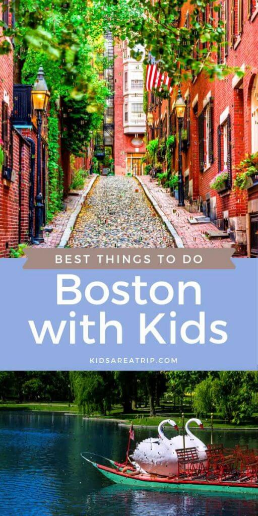 Best Things to Do in Boston with Kids