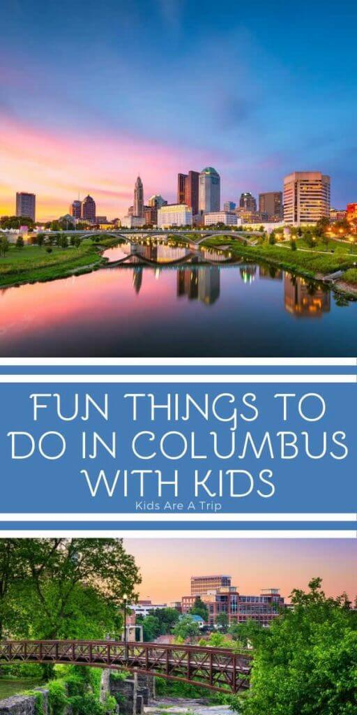 Fun Things to Do in Columbus Ohio with Kids-Kids Are A Trip