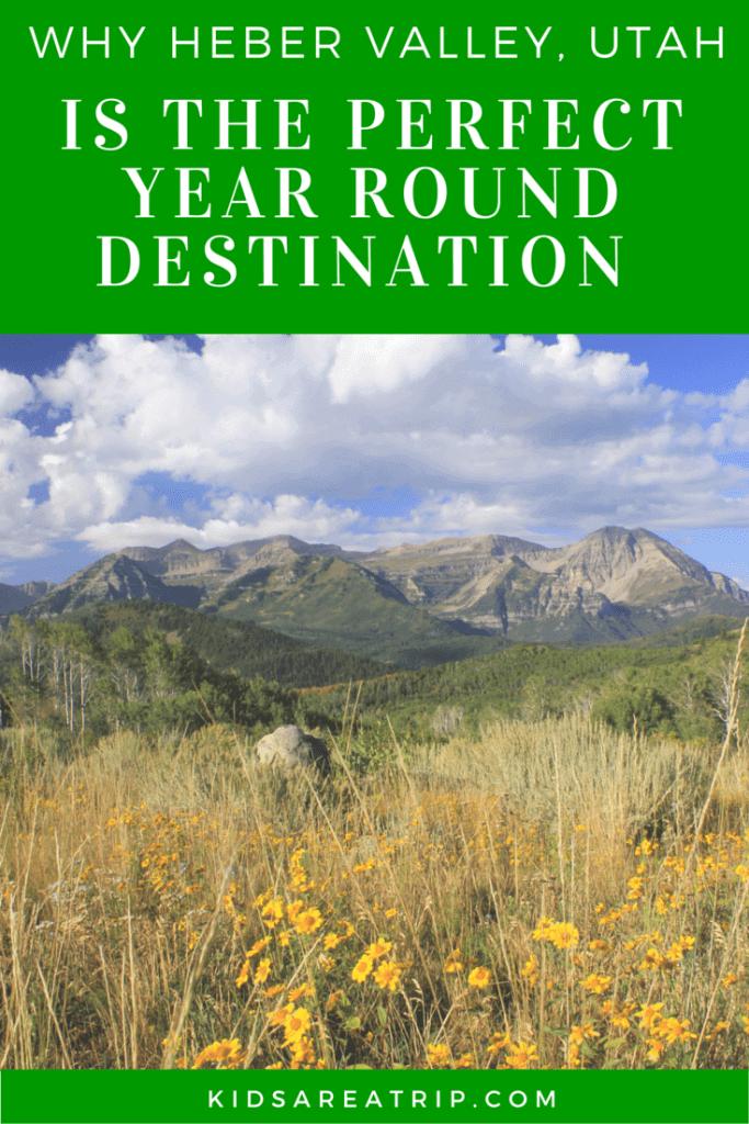 Heber Valley is a Year Round Destination