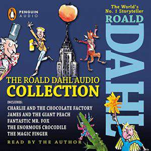 Best Road Trip Books for Kids Dahl-Kids Are A Trip