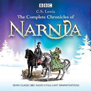 Best Audio Books for a Family Road Trip Narnia-Kids Are A Trip
