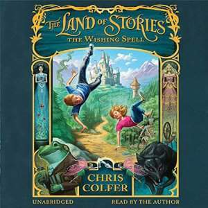Best Audio Books for a Family Road Trip-Land of Stories