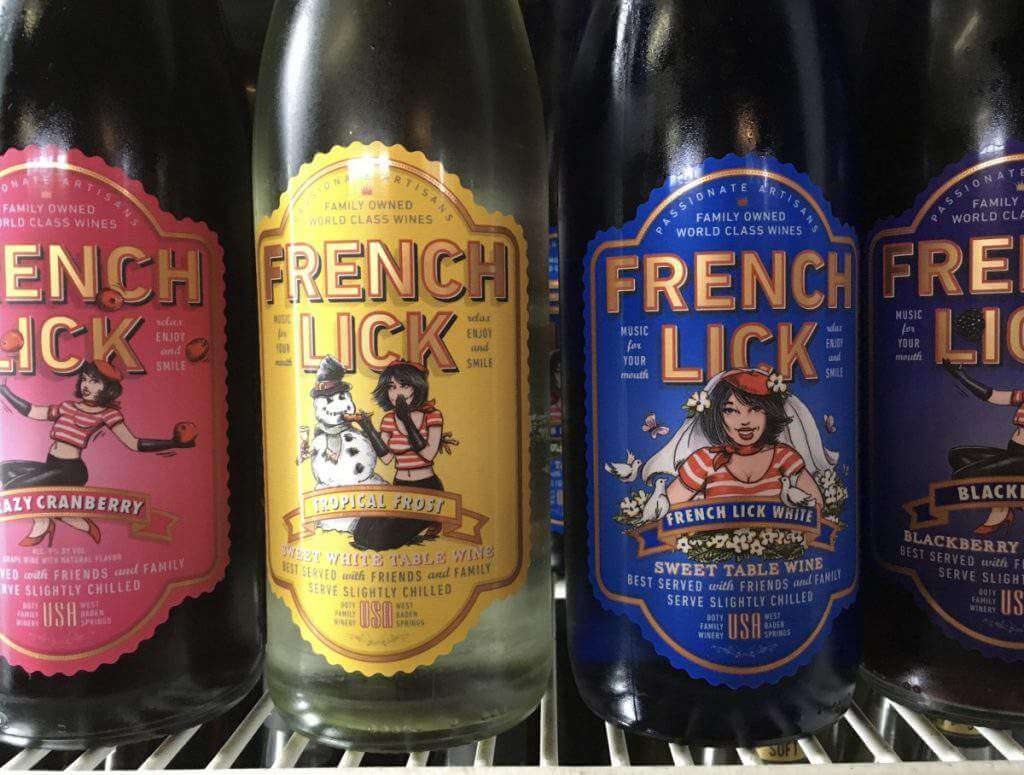 Visit The French Lick Winery