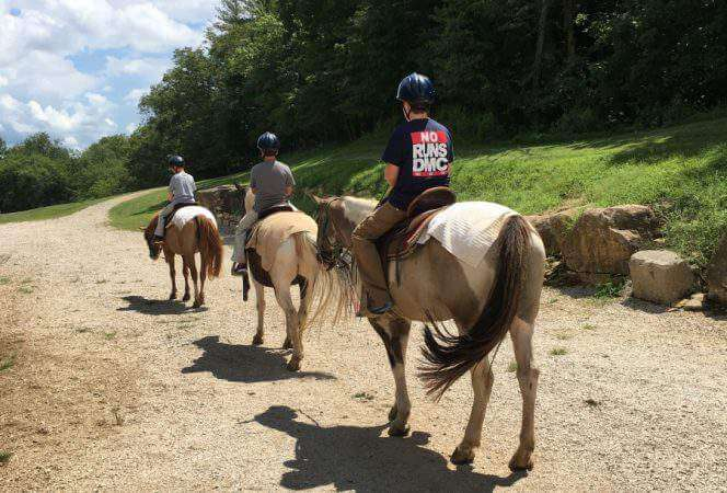 Visit French Lick Indiana Trail Ride-Kids Are A Trip