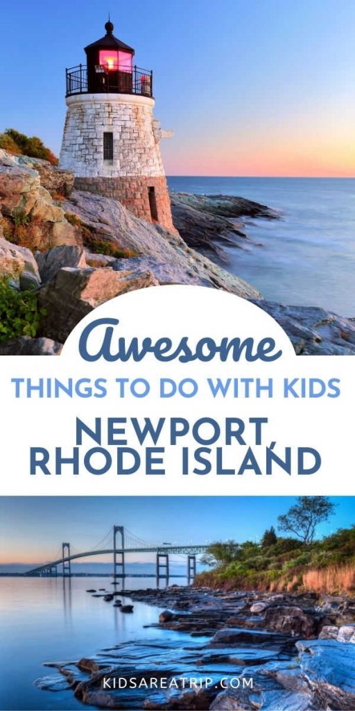 Awesome Things to do in Newport RI with Kids-Kids Are A Trip