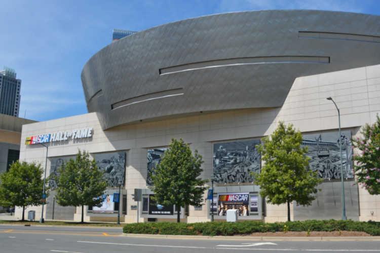 NASCAR Hall of Fame Charlotte