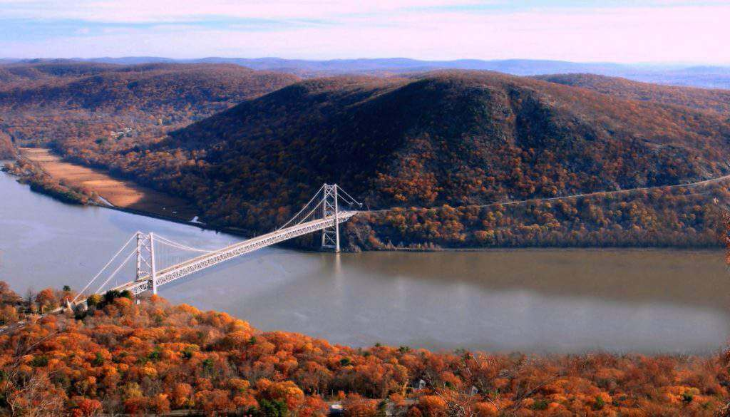 Fall Day Trips from New York City Bear Mountain State Park-Kids Are A Trip