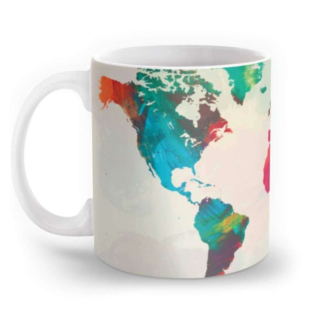 Travel Themed Mug
