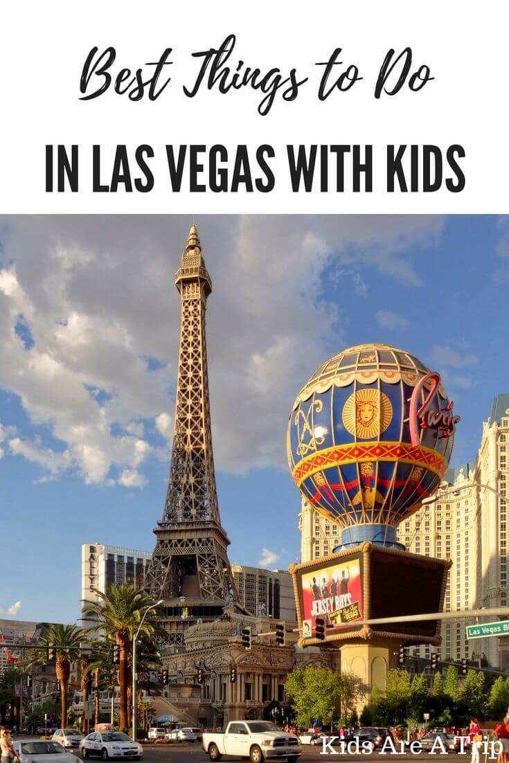 Top 5 Family Friendly Things To Do In Las Vegas Kids Are A Trip