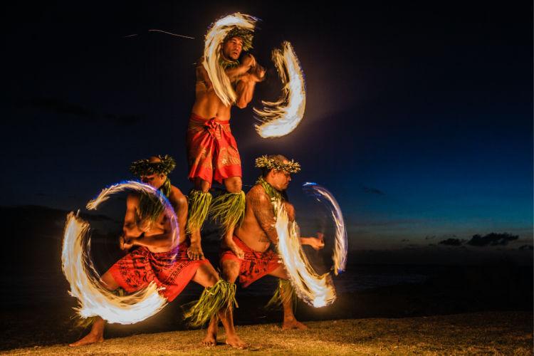 Big Island luau-Kids Are A Trip
