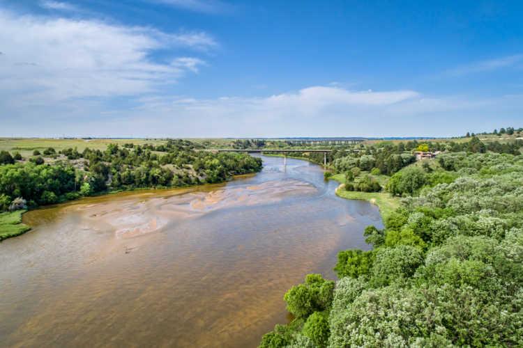 Niobrara River Nebraska