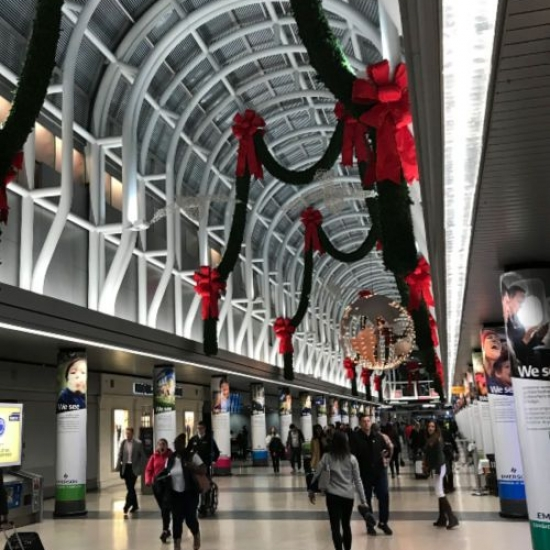 Tips to Survive Holiday Travel with Kids