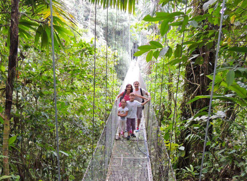 Best Family Vacation Destinations Costa Rica-Kids Are A Trip