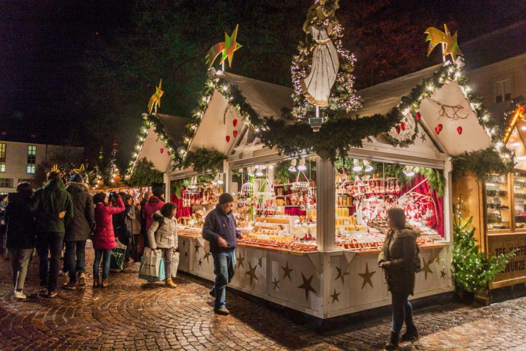 Heidelberg Christmas market-Kids Are A Trip