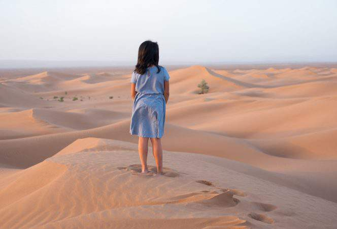 Best Family Vacation Destinations 2017 Morocco-Kids Are A Trip