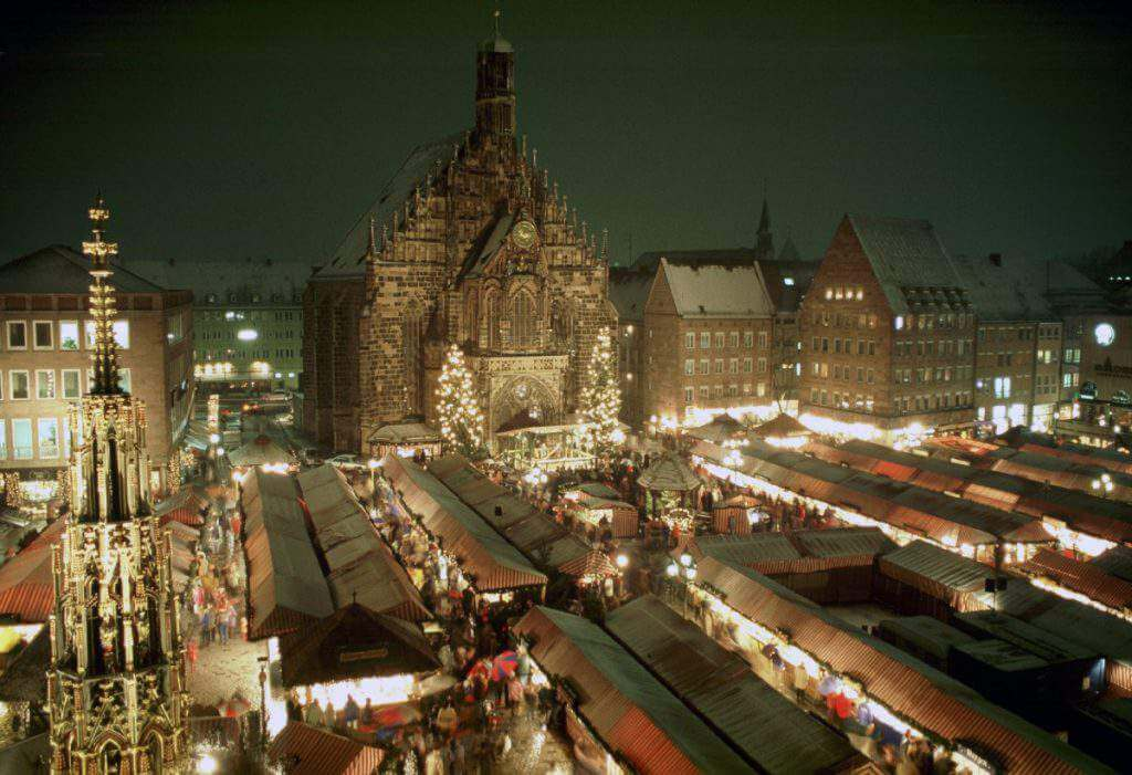 Christmas Markets in Germany Kids Nuremberg-KIds Are A Trip