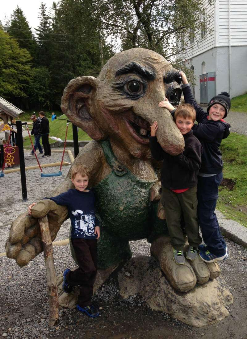 Best Things to do Kids in Scandinavia Baltics Bergen-Kids Are a Trip