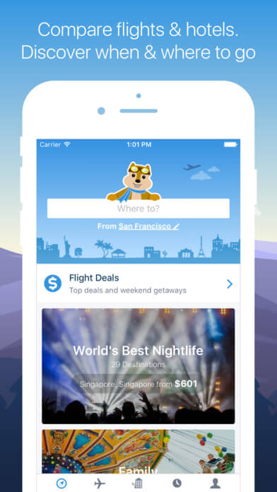 Best Travel Apps for 2017 Hipmunk-Kids Are A Trip