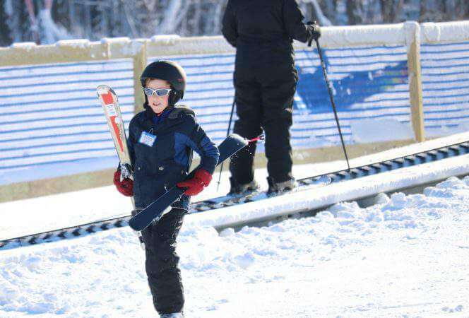 What to Pack for A Family Ski Trip Gear-Kids Are A Trip