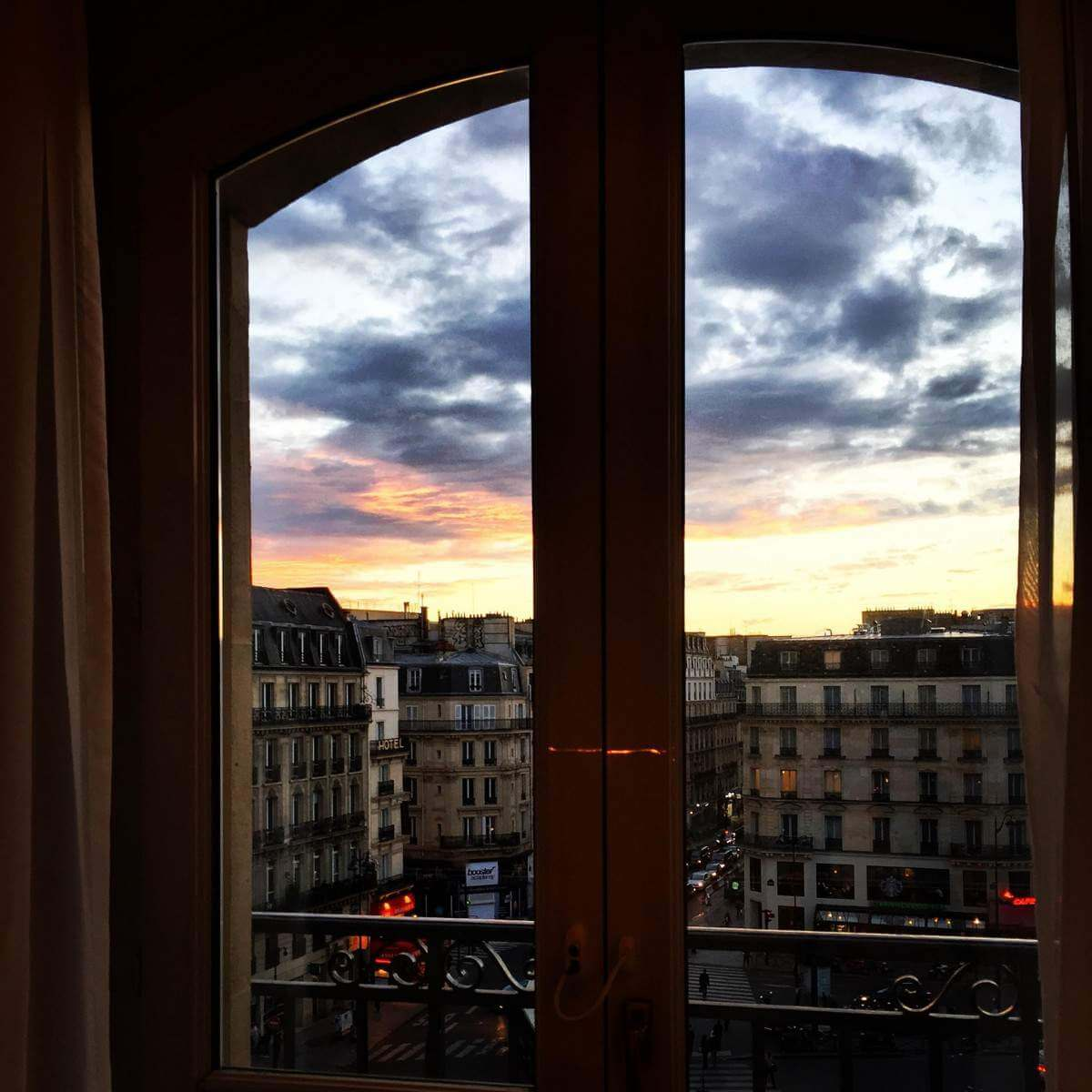 Best Places to Stay with Kids in Paris Room with a View Hilton Paris Opera | Kids Are A Trip