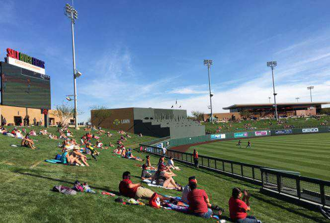 Every year 15 Major League Baseball teams descend upon the Valley to play over 200 games. It can be a lot of fun, especially with a game plan. Here's how to enjoy spring training in Phoenix this year. - Kids Are A Trip