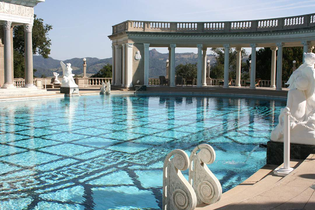 California Road Trip Destinations Hearst Castle-Kids Are A Trip