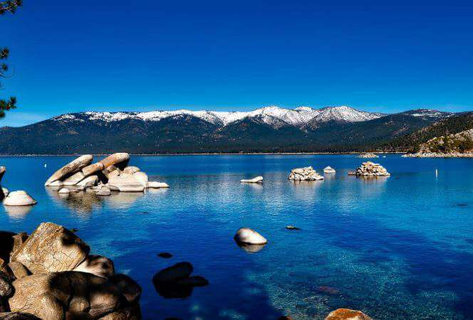 Best Kid Friendly California Road Trip Stops Lake Tahoe-Kids Are A Trip