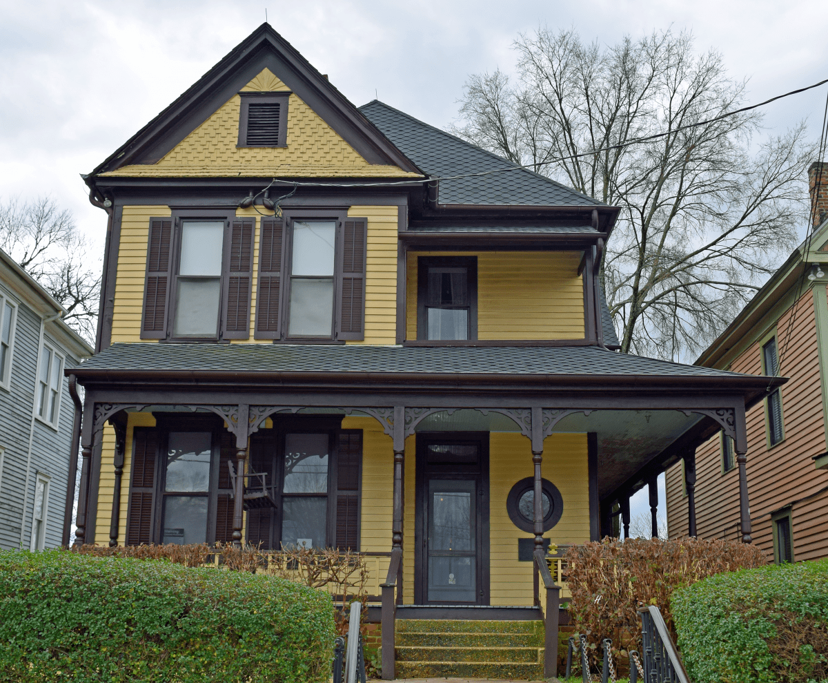 Family Friendly Things to Do in Atlanta MLK King Historical Center BirthHouse-Kids Are A Trip