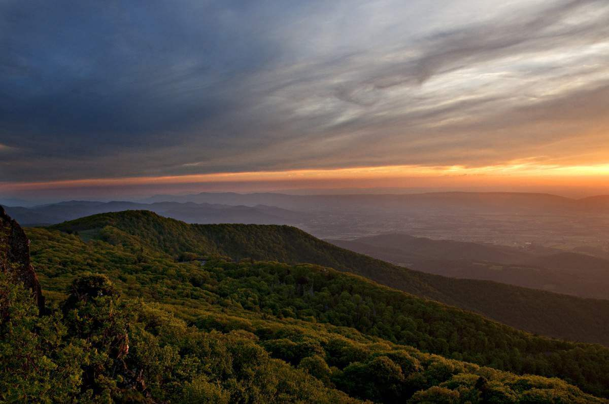 5 US Road Trips Not to Miss Skyline Drive Virginia-Kids Are A Trip