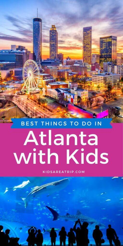 Things to Do in Atlanta with kids-Kids Are A Trip