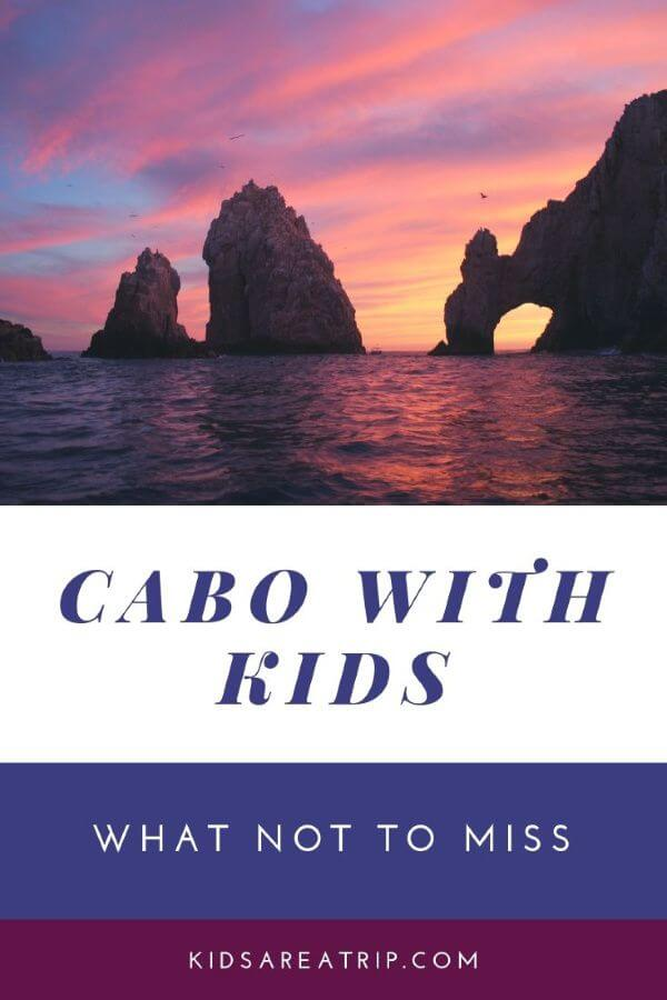 There are many things to do in Cabo San Lucas, Mexico that are family friendly. Here are some of our favorite Cabo attractions. - Kids Are A Trip