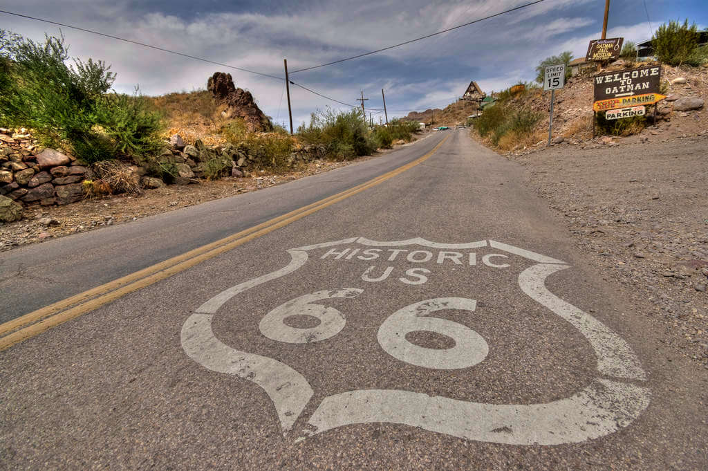 US Road Trips Not to Miss Route 66-Kids Are A Trip