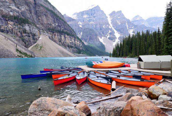 The national parks in Canada are filled with beauty from the west to the east. Here are some favorites that shouldn't be missed. - Kids Are A Trip