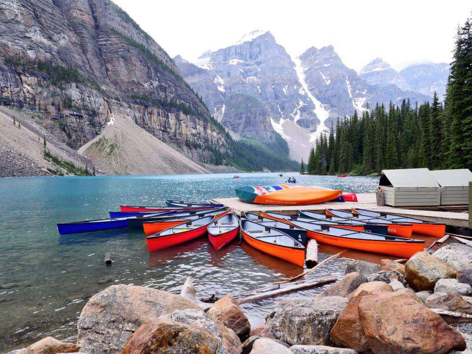 National Parks in Canada Banff National Park-Kids Are A Trip