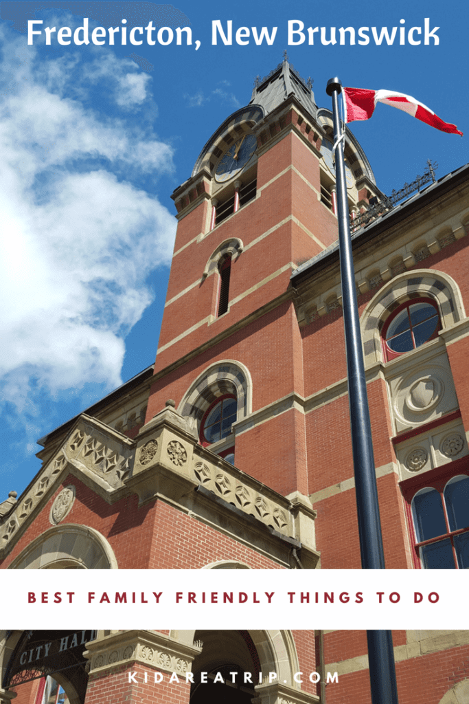 Best Things to do in Fredericton New Brunswick