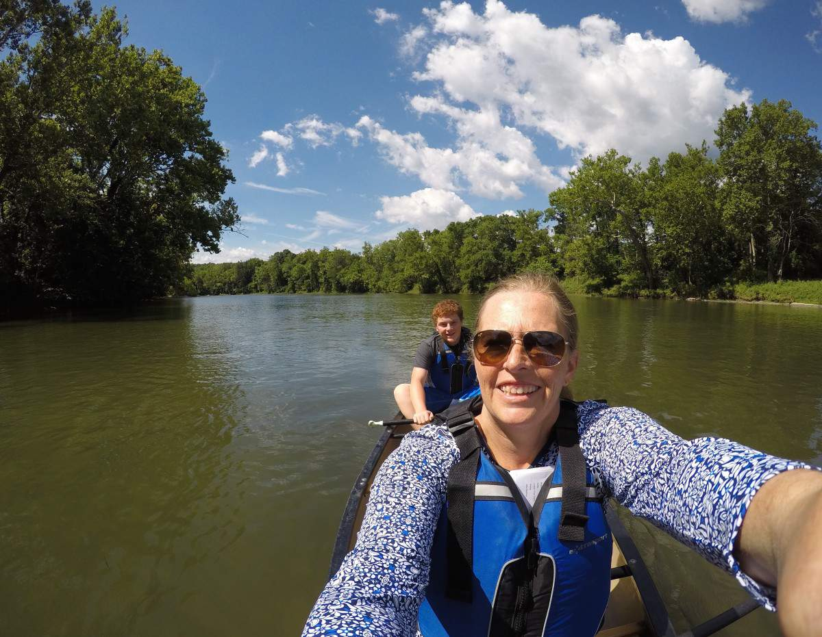 Things Kids Will Love to Do in the Shenandoah Valley Canoeing the Shenandoah River-Kids Are A Trip
