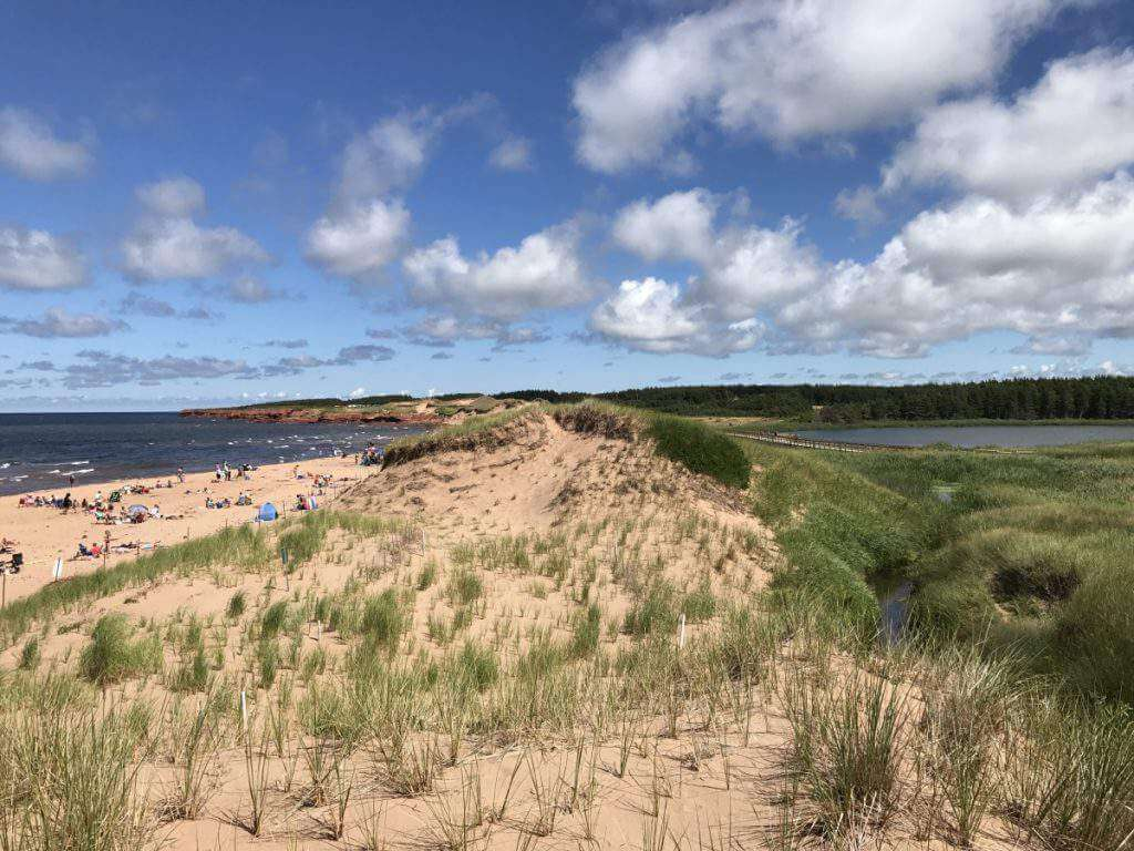 Prince Edward Island National Park-Kids Are A Trip