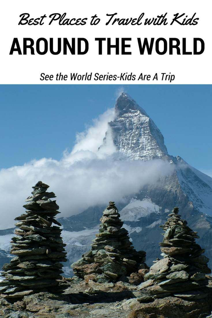 We traveled the globe with our favorite travel writers and asked them to share their favorite destinations. Come see their favorite spots in our See the World Series. - Kids Are A Trip