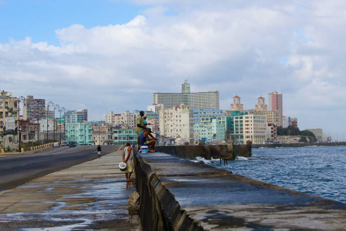 Things to Do in Havana Cuba Malecon-Kids Are A Trip