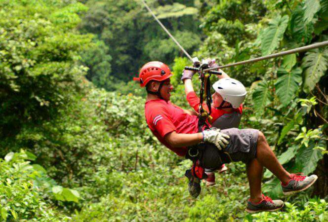 Costa Rica is made for adventures and made for families. From the lush rain forests to the beautiful beaches, there is plenty for families to explore. Here are the best things to do in Costa Rica with kids. - Kids Are A Trip
