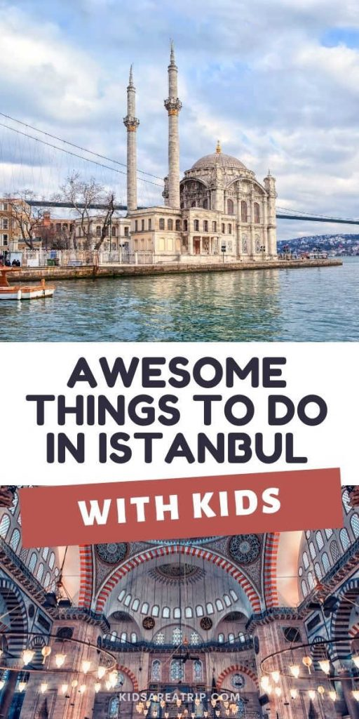 Awesome Things to do in Istanbul with Kids-Kids Are A Trip