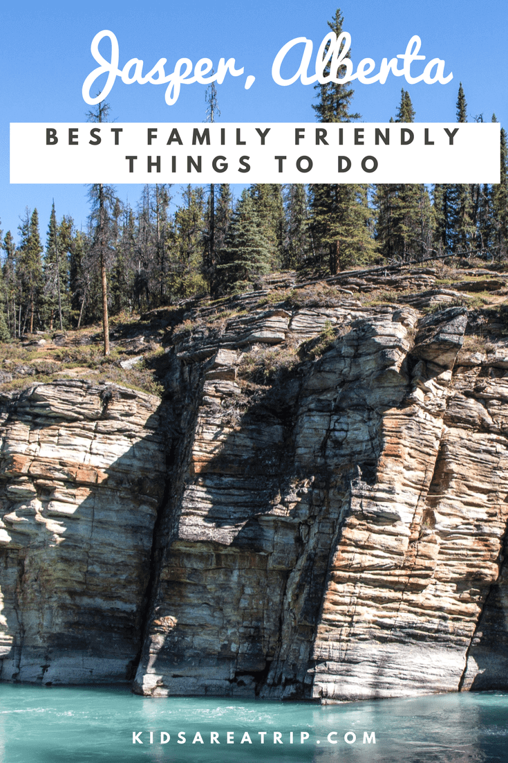 Often overlooked for the popular city of Banff, the town of Jasper has just as much to offer. Come see all that family friendly things to do in Jasper, Alberta. You might be surprised! - Kids Are A Trip
