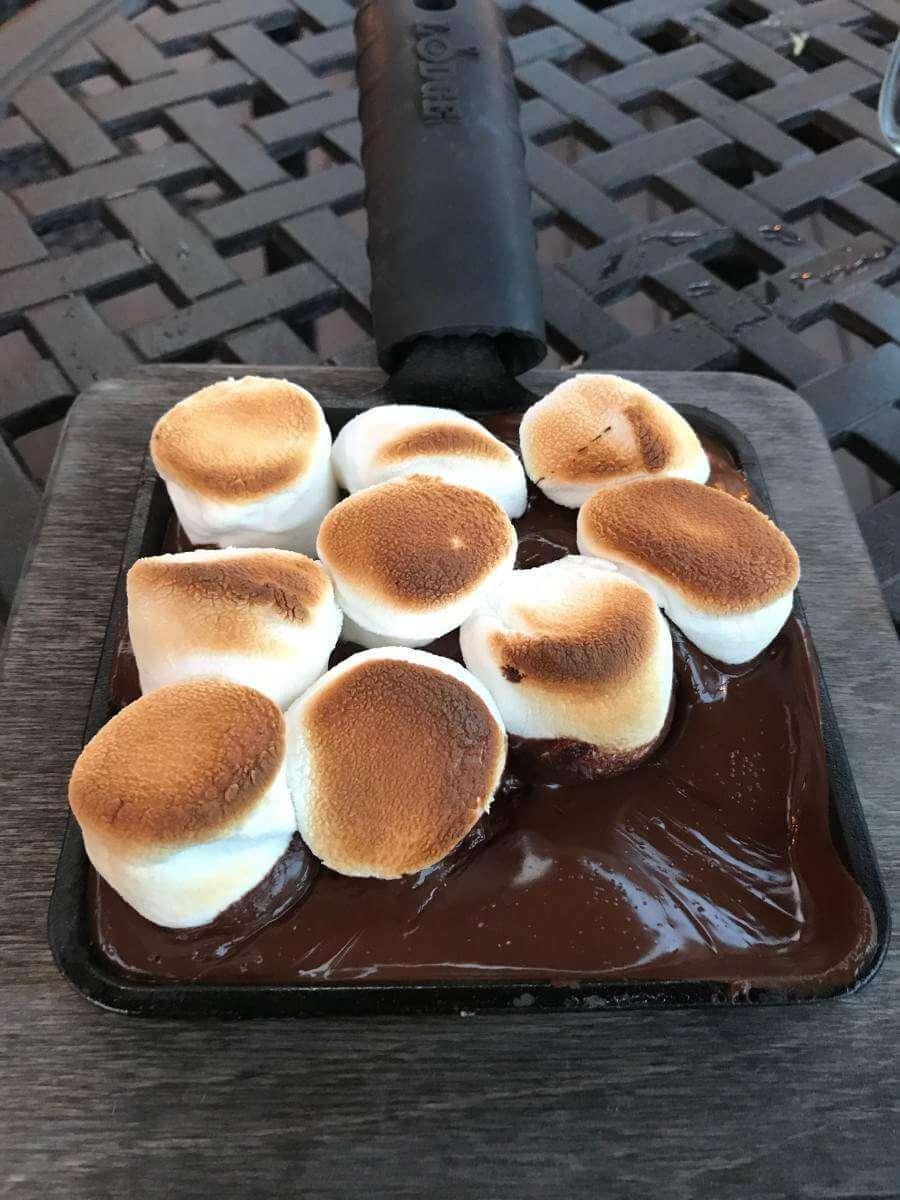 Massanutten Resort S'mores Skillet-Kids Are A Trip