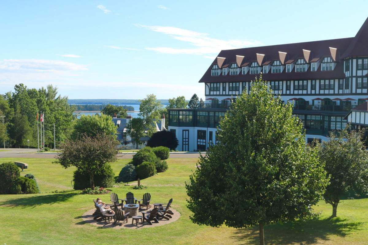 New Brunswick, Canada road trip Algonquin Resort-Kids Are A Trip