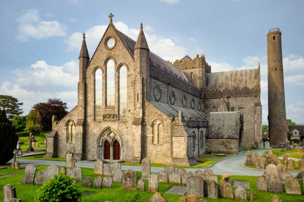 St Canis Cathedral Kilkenny-Kids Are A Trip