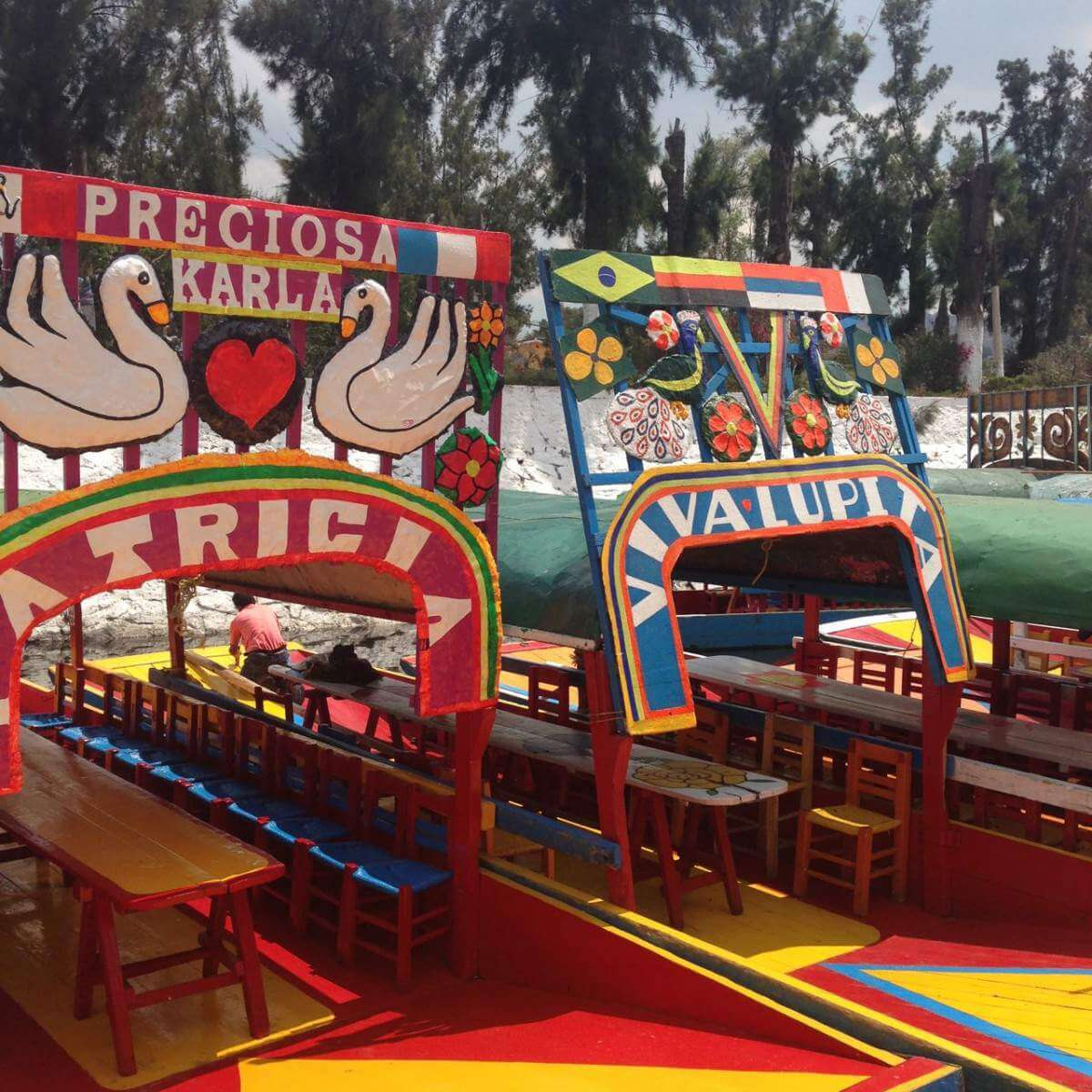 Xochimilco Family Friendly Things to Do in Mexico City-Kids Are A Trip