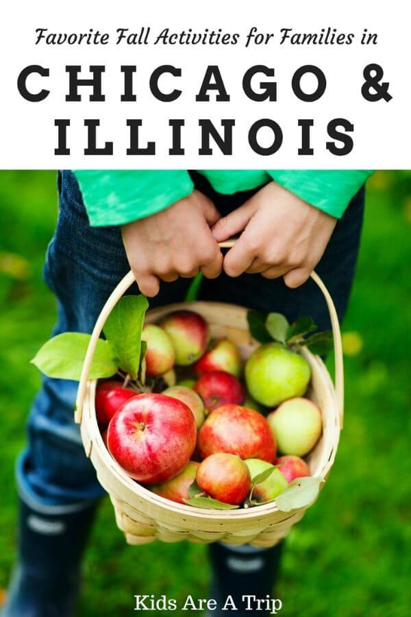 From apples to pumpkins, festivals to football, Chicago and Illinois are meant for exploring during the fall. Here are some of the our favorite things to do in Chicago in the fall you won't want to miss. - Kids Are A Trip